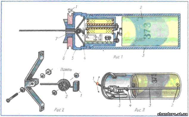 в схеме двигателя.